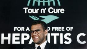 Alves ambasadorem walki przeciwko wirusowemu zapaleniu wątroby typu C