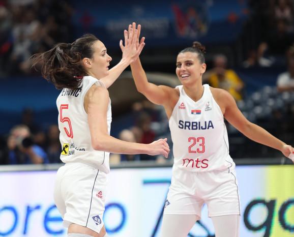 Sonja Petrović i Ana Dabović