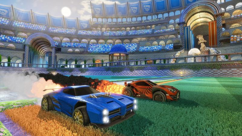 Rocket League otrzyma niedługo wsparcie dla PlayStation 4 Pro