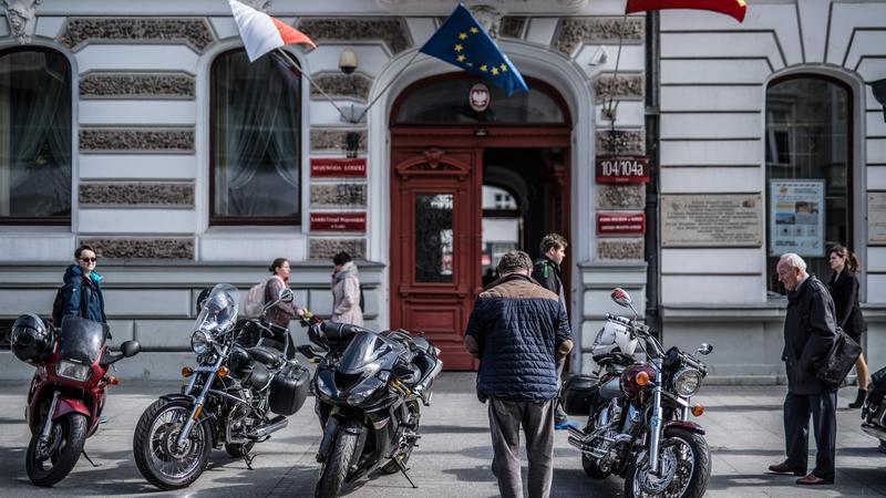 Sezon motocyklowy w Łodzi uroczyście otwarty