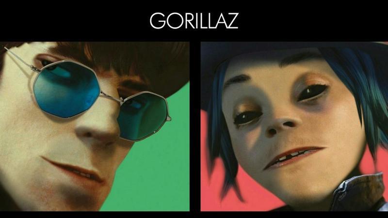 "Gorillaz - ""Humanz"""