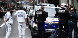 Panika w Paryżu! Pojmał zakładników, w tym kobietę w ciąży