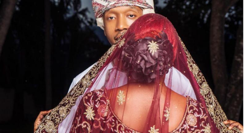 Rashid Abdalla lights up the internet with gorgeous photo