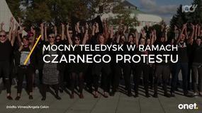 """Mocny teledysk w ramach """"Czarnego protestu"""""""