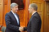 Nebojša Stefanović i Mihael Spindeleger, foto Tanjug, MUP