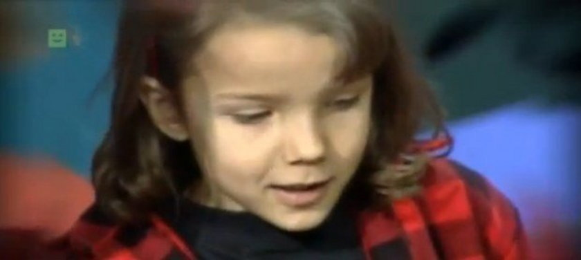 Ta aktorka występowała już jako mała dziewczynka. Poznajecie ją?