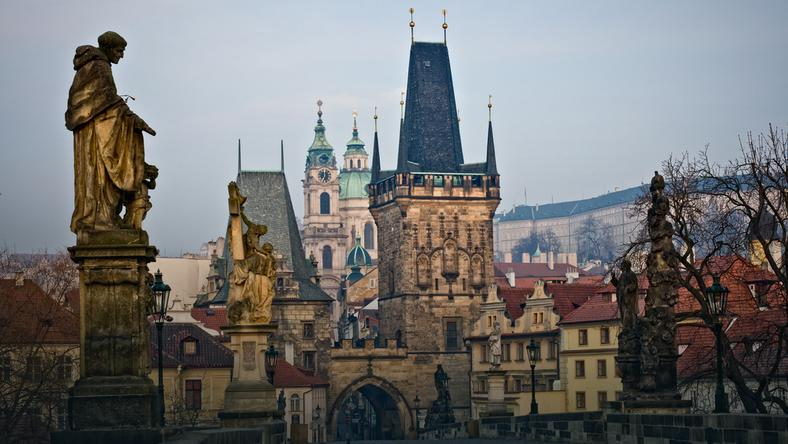 17,8 Praga, Czechy