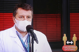 Szef szpitala na Narodowym: Od tygodnia karetki nie 'zalegają' na SOR-ach na Mazowszu