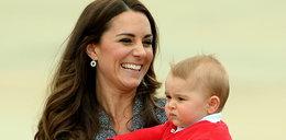Ciężarna księżna Kate uciekła do rodziców