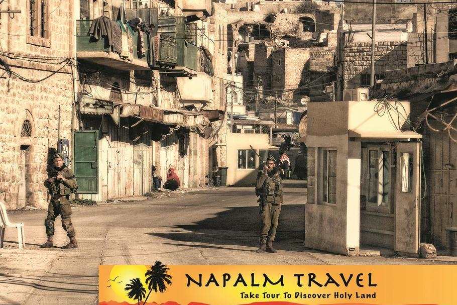 Napalm Travels, Discover true holy land, Tomasz Matuszak