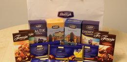 Mamy dla was czekoladki!