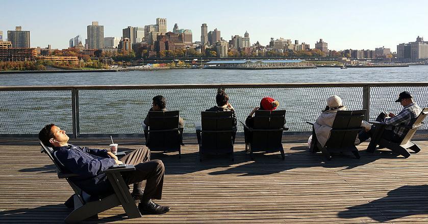 Ludzie sukcesu nie wykorzystują całej energii po urlopie do pracy