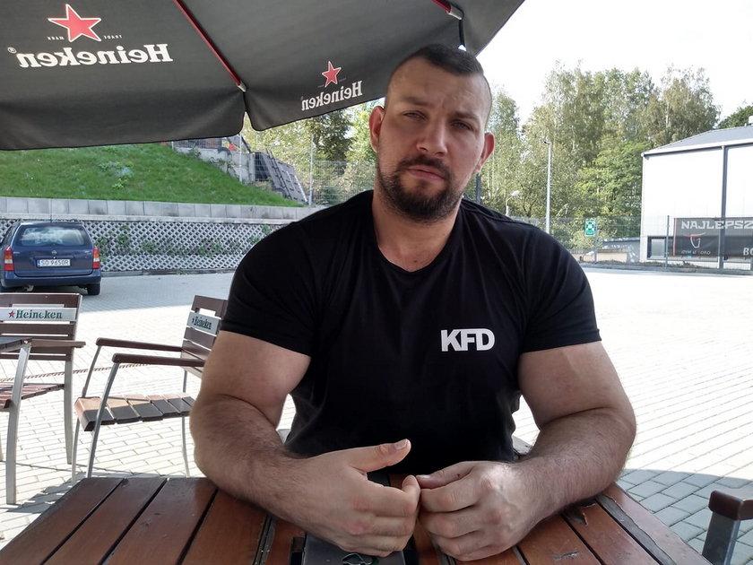 Trener personalny Wojciech Polak nie żyje.