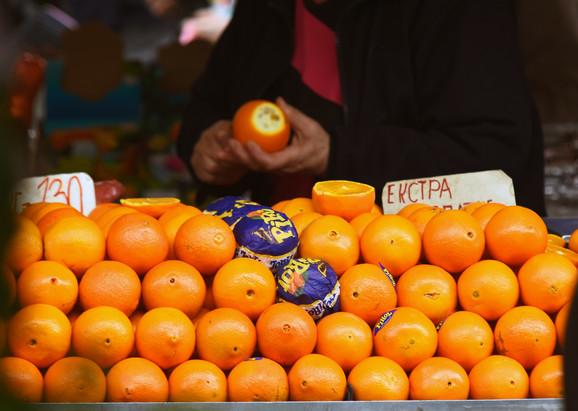 Pomorandže se neće još plantažno gajiti u Srbiji
