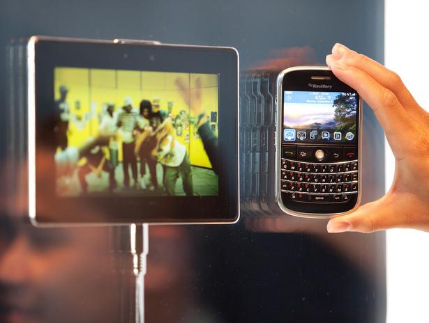 Urządzenia RIM- PlayBook i BlackBerry