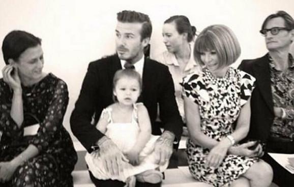 Harper je nasmejala ledenu kraljicu: Bekam sa ćerkom i Anom Vintur