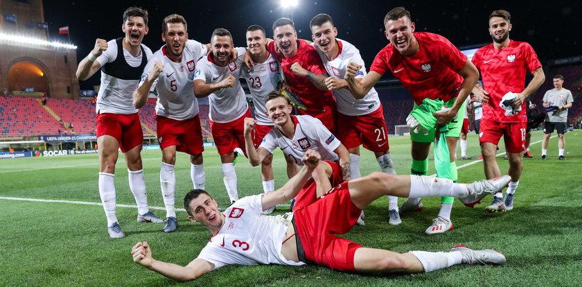 Piłkarskie MME - Włochy - Polska 0:1