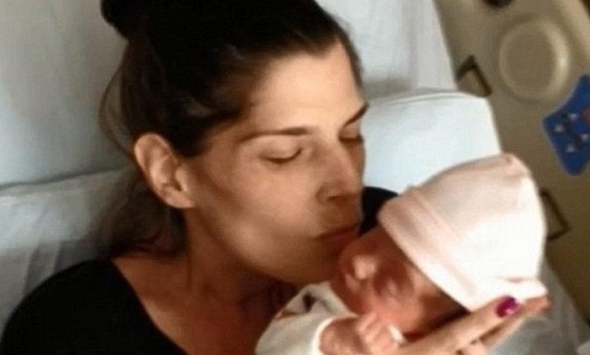 Oddała życie, by urodzić córkę