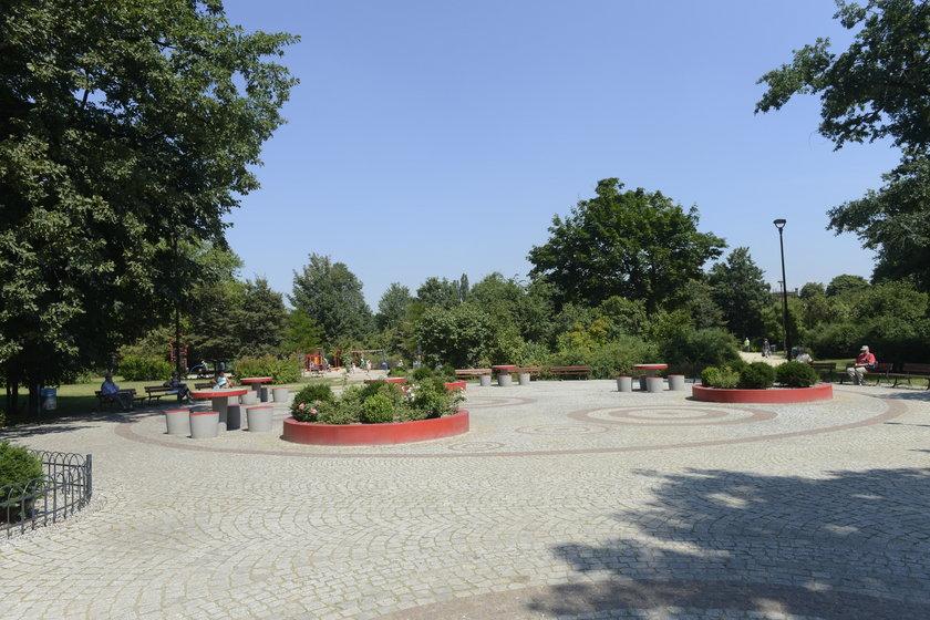 Park Staszica we Wrocławiu został niedawno wyremontowany