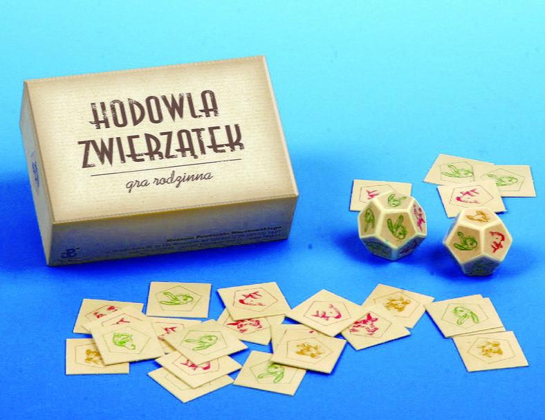 Hodowla Zwierzątek - wydanie klasyczne, stworzone dla Muzeum Powstania Warszawskiego