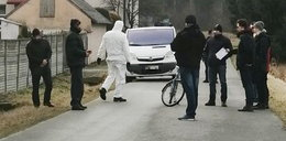 Przewrócony rower i ciało 34-latka. To miało wyglądać na wypadek