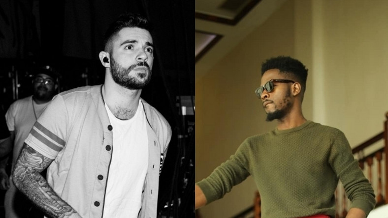 Jon-Bellion and Johny Drille's friendship is getting really cordial (Jaguda)