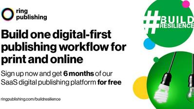 SaaS Publishing platform free for 6 months