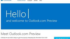 Outlook zrobił się .com!