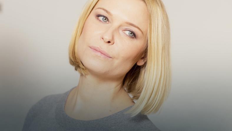 """Paulina Młynarska: """"Gdybym była facetem, też nie czułabym się komfortowo, słuchając o tym, że 90 proc. sprawców przemocy na słabszych to mężczyźni"""""""