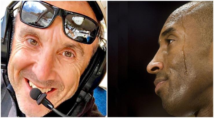 Ara Zobajan i Kobe Brajant