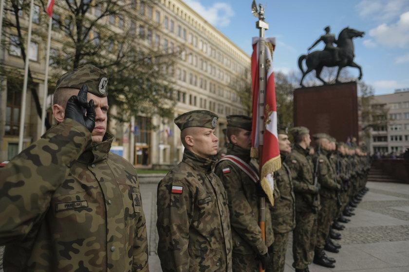 Obchody Dnia Niepodległości w Katowicach