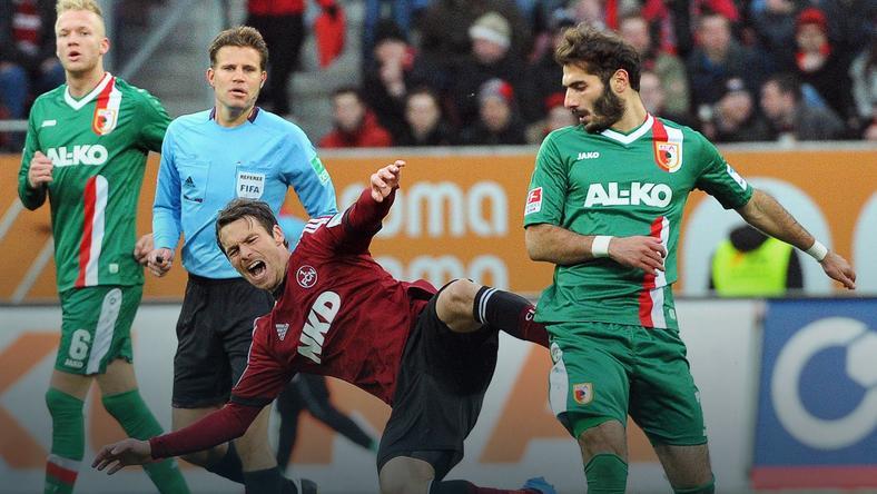 FC Augsburg - 1. FC Nuernberg