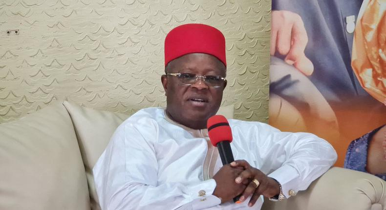 Ebonyi State governor, Dave Umahi, wants the lockdown to end immediately