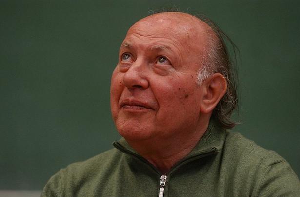 Imre Kertész, fot. Csaba Segesvári / Wikimedia Commons. lic. cc-by-sa 3.0