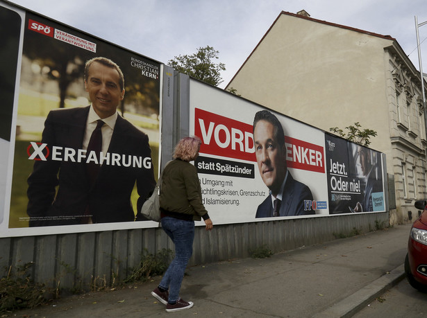 Przesunięcie w prawo podobne do tego z Austrii można było zaobserwować również w marcu, podczas wyborów w Holandii.
