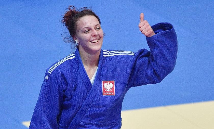 Judo European Open Women Warszawa 2016