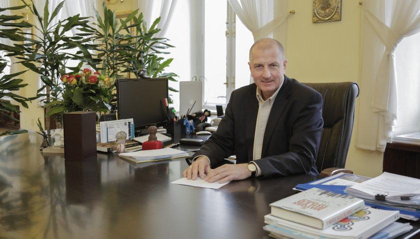 Rafał Dutkiewicz (56 l.), prezydent Wrocławia