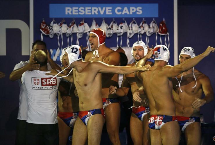 Vaterpolo reprezentacija Srbije, Vaterpolo reprezentacija Španije