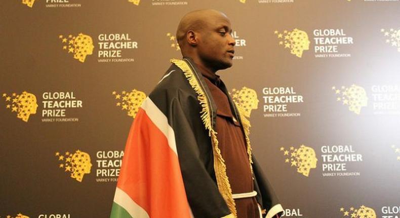 Teacher, Bro Peter Tabichi