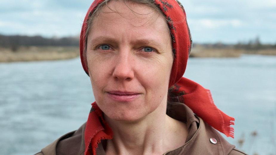 Monika Stasiak, jedna z pięciu osób, które pozywają Skarb Państwa za zmiany klimatu