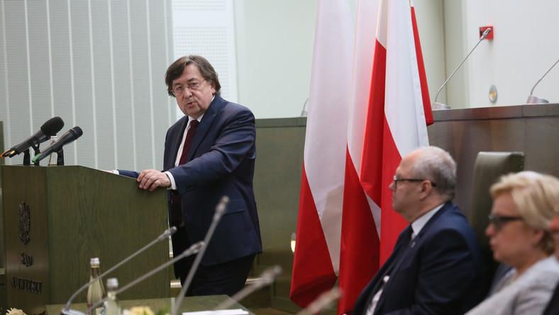 Prof. Marek Zirk-Sadowski