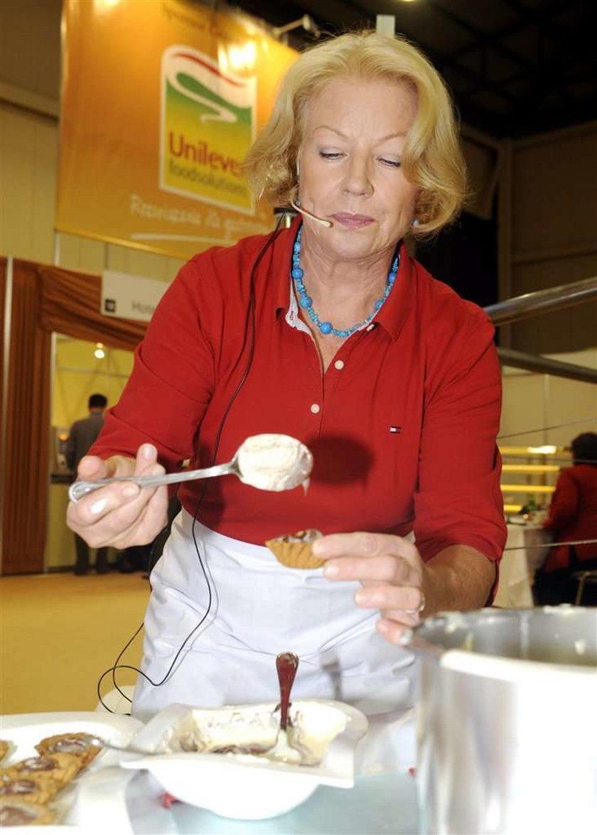 Dykiel: Kuchnia to mój konik