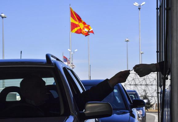 Greanica između Srbije i Severne Makedonije