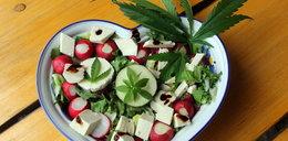 Uprawiam konopie na sałatki