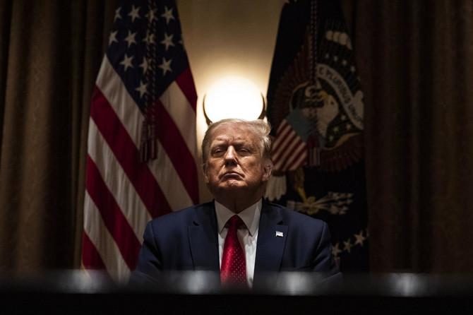 Viralna fotografija Donalda Trampa