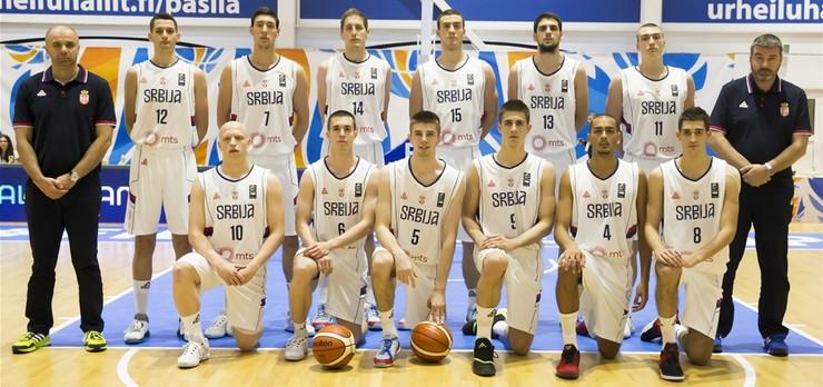U20 Košarkaška reprezentacija Srbije