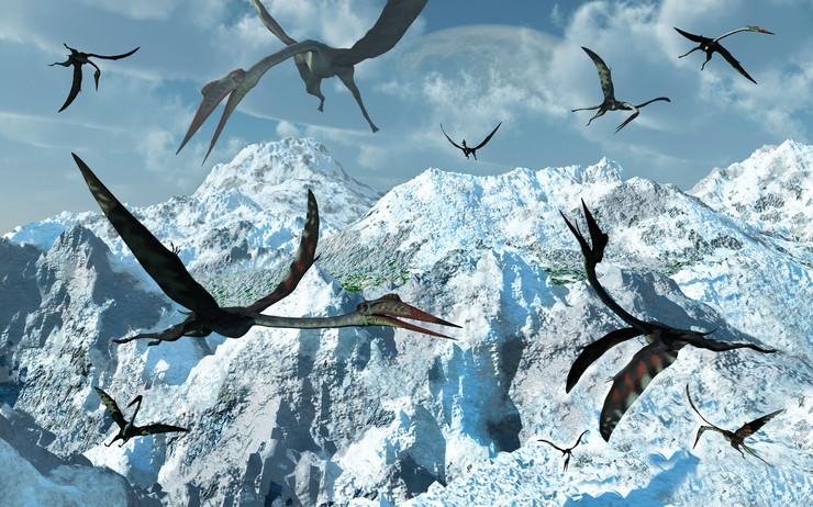najvece letece zivotinje06 Quetzalcoatlus pterosaur foto profimedia