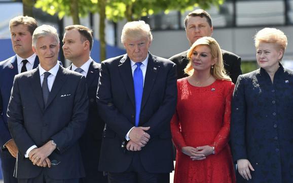 Donald Tramp je žestoko naljutio saveznike SAD