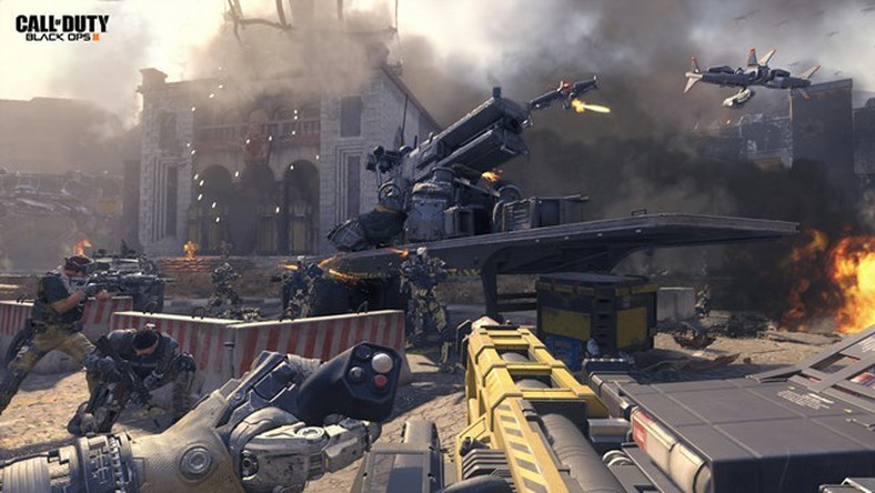 Call of Duty: Black Ops III bez trybu kampanii na PlayStation 3 i Xboksie 360