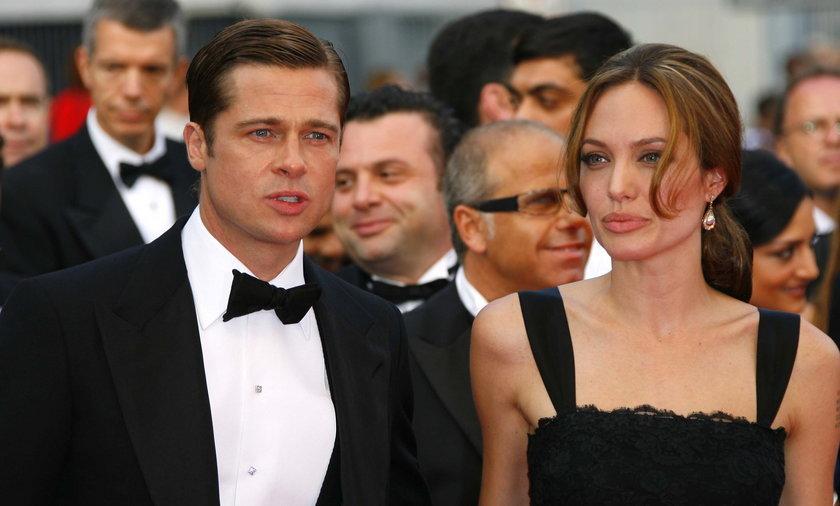Angelina Jolie rzuca nowe oskarżenia w stronę Brada Pitta.